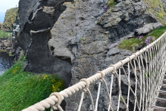 Carrick-a rede -  Tourist bridge walk