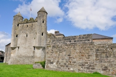Enniskillen Castle, County Fermanagh, Northern Ireland.