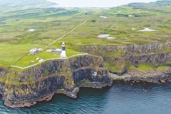 East Lighthouse Rathlin Island Aerial photo Atlantic Ocean Co. Antrim Northern Ireland
