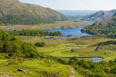 Ladies View, Ring of Kerry, Irlanda