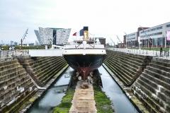 Titanic Docks - Belfast - North Ireland